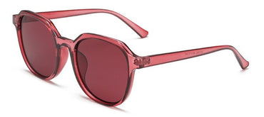 Candy Color Round Sunglasses