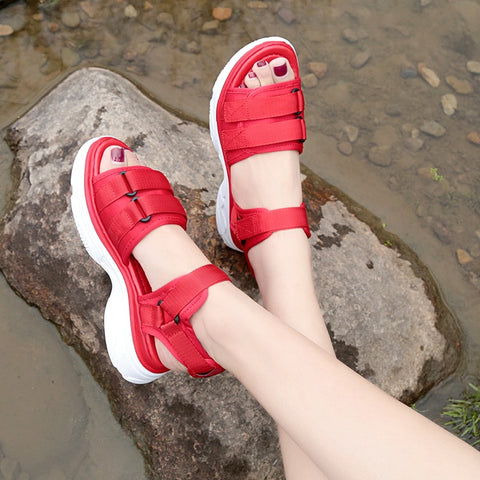 Leather Casual Leisure Sandals