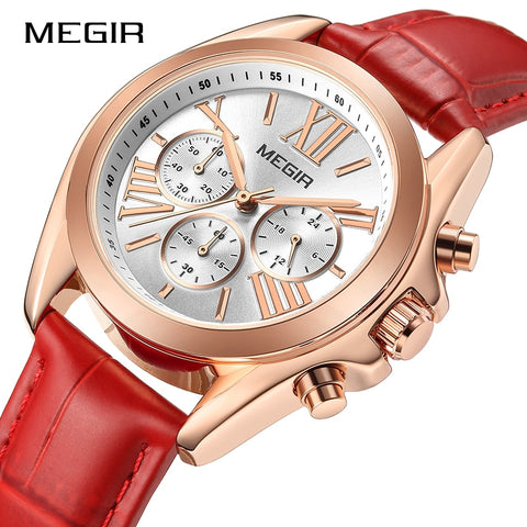 Luxury Sport Chronograph Wrist watch