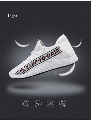 Breathable Mesh Casual Shoes Sneakers