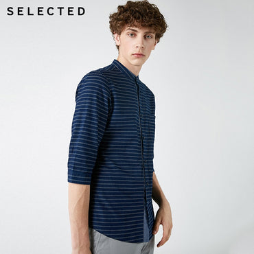 Stripe Shirt Short Sleeve Shirts