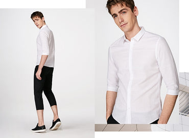 White Short Sleeve Shirts