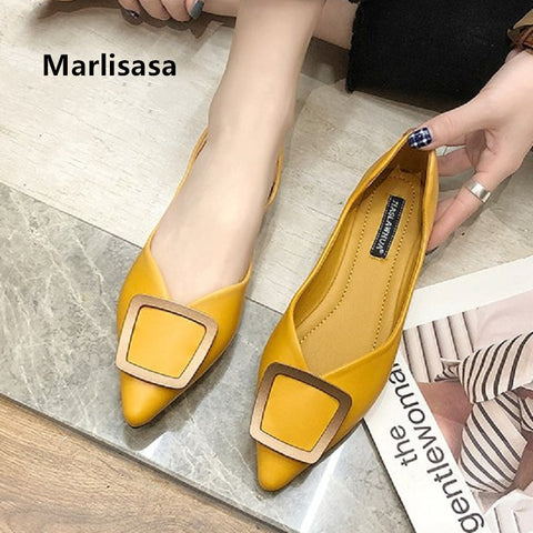 Soft Comfortable Slip on Flat Shoes