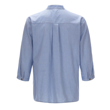 Cotton Linen Half Sleeve Casual Short Sleeve Shirts
