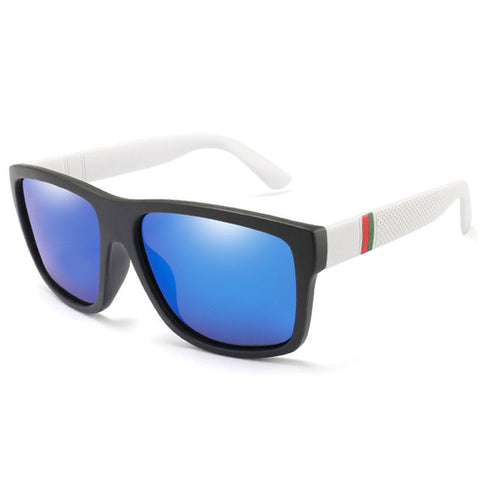 Classic Polarized Vintage Square Sunglasses