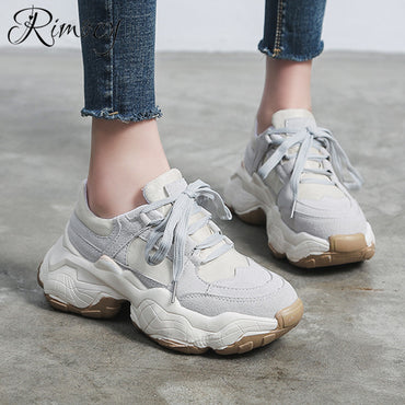 casual lace up round toe vulcanize shoes sneakers