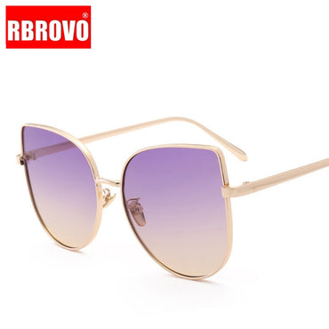 Plastic Candy Color Vintage Sunglasses