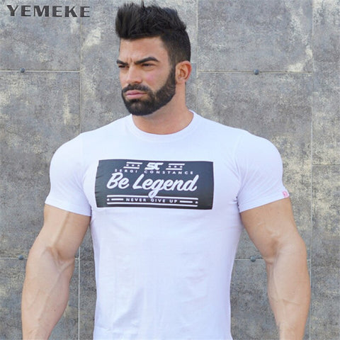 Casual Fitness T shirt