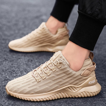 Casual Black Breathable Shoes Sneakers