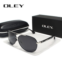 Polarized Fashion Classic Pilot Sunglasses