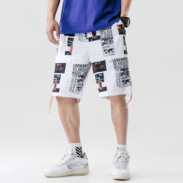 Hip Hop Cargo Shorts