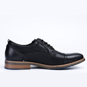genuine leather casual Oxford Shoes