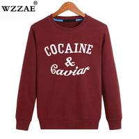 Cocaine Caviar Hip Hop Sweatshirts