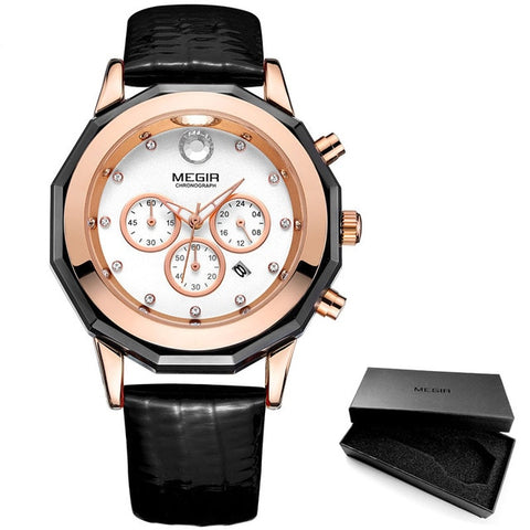Luxury Chronograph Wrist Watch