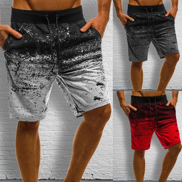 Casual Printed Joggers Shorts