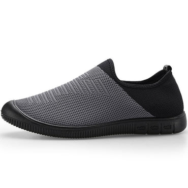 Flyknit Slip On Lazy Shoes