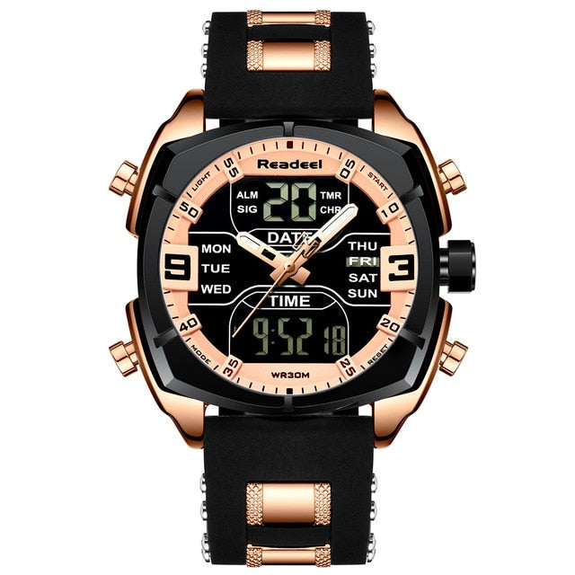 Luxury Sports Watches
