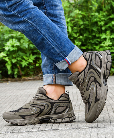 Casual Lightweight Breathable Walking Sneakers