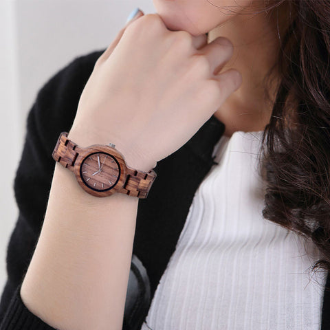 Movement Wood Watches
