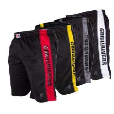 Gorilla Bodybuilding Fast Dry Knee Length Short