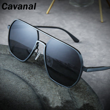 Polarized High Quality Square Sunglasses