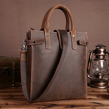 Leather Business Handbags