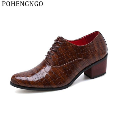 Casual Elegant Pointed Oxford Shoes