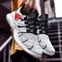 Mesh Breathable Casual Lightweight Sports Shoes