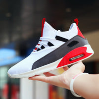 Breathable flying wild air cushion sports casual shoes