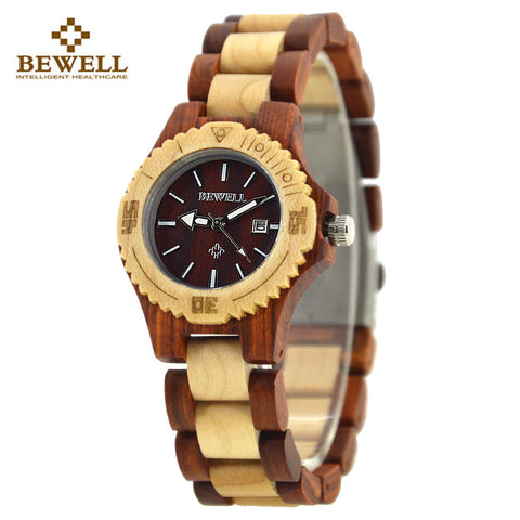 Luxury Lightweight Waterproof Wrist Wood Watches