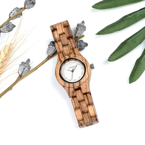 Luxury Unique Bamboo wood watches