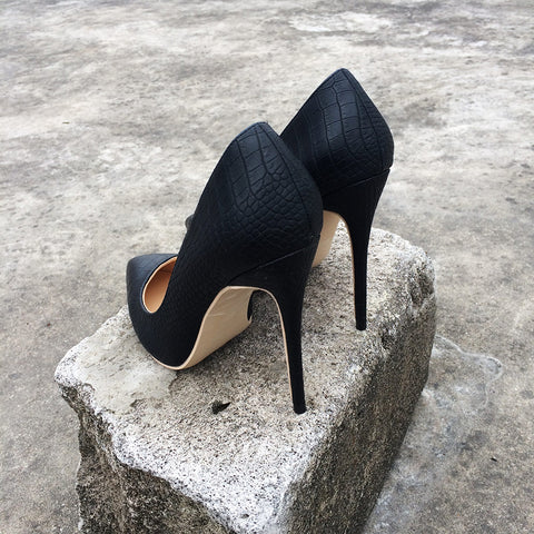 Classic Stiletto High Heels