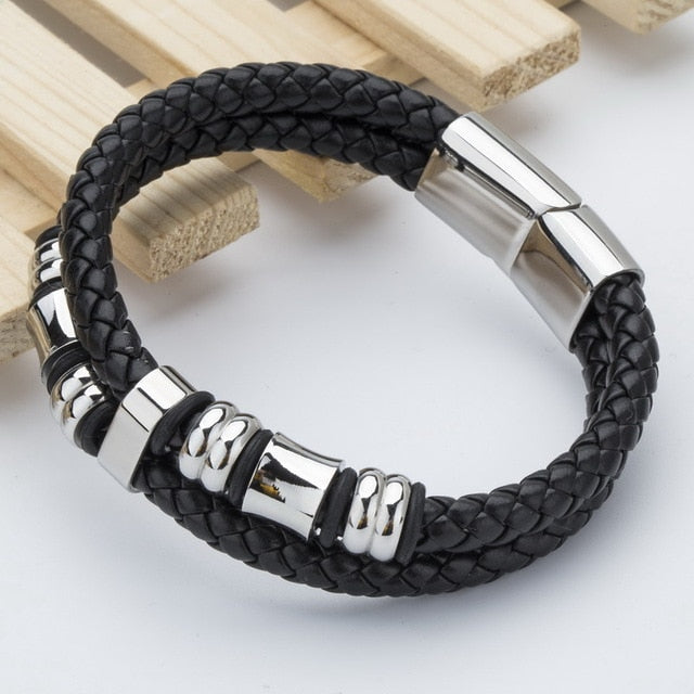 Stainless Steel Genuine High Quality Classic Bracelets & Bangles