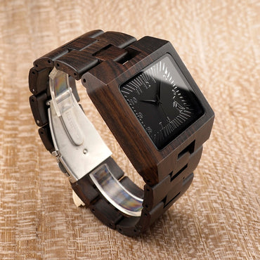 Luxury Full with Wood Watches