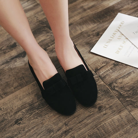 Loafers Round Toe Luxury Designers Comfortable Flat shoes