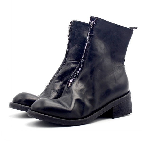Luxury Genuine Leather Boots