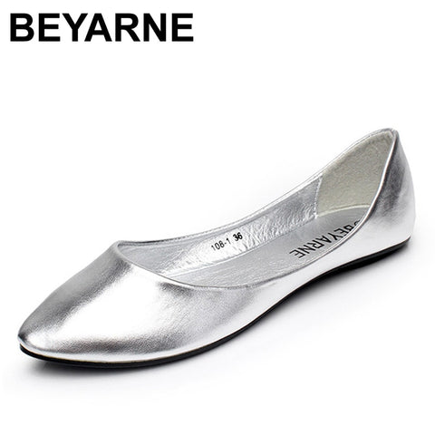 Pointed Toe Soft Outsole Flat shoes
