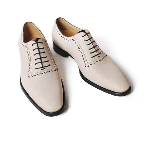 Original Oxford Patina Blake Genuine Cow Leather Oxford Shoes