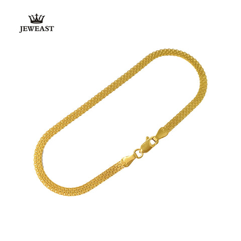 Pure Gold Solid Gold Bangle