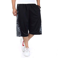 Hip Hop Harem Loose Baggy Exercise Shorts