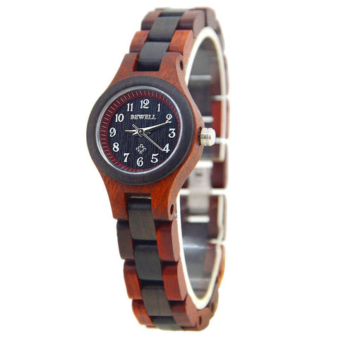 Slim Bracelet Luxury wood watches
