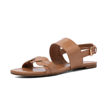 buckle simple comfortable sandals