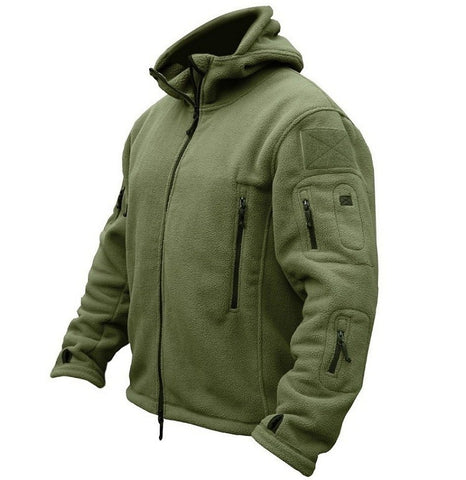 US Military Fleece Tactical Jacket