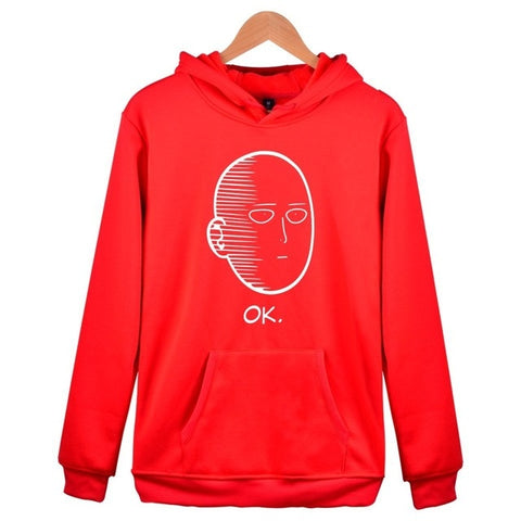 One Punch Man Hoodies