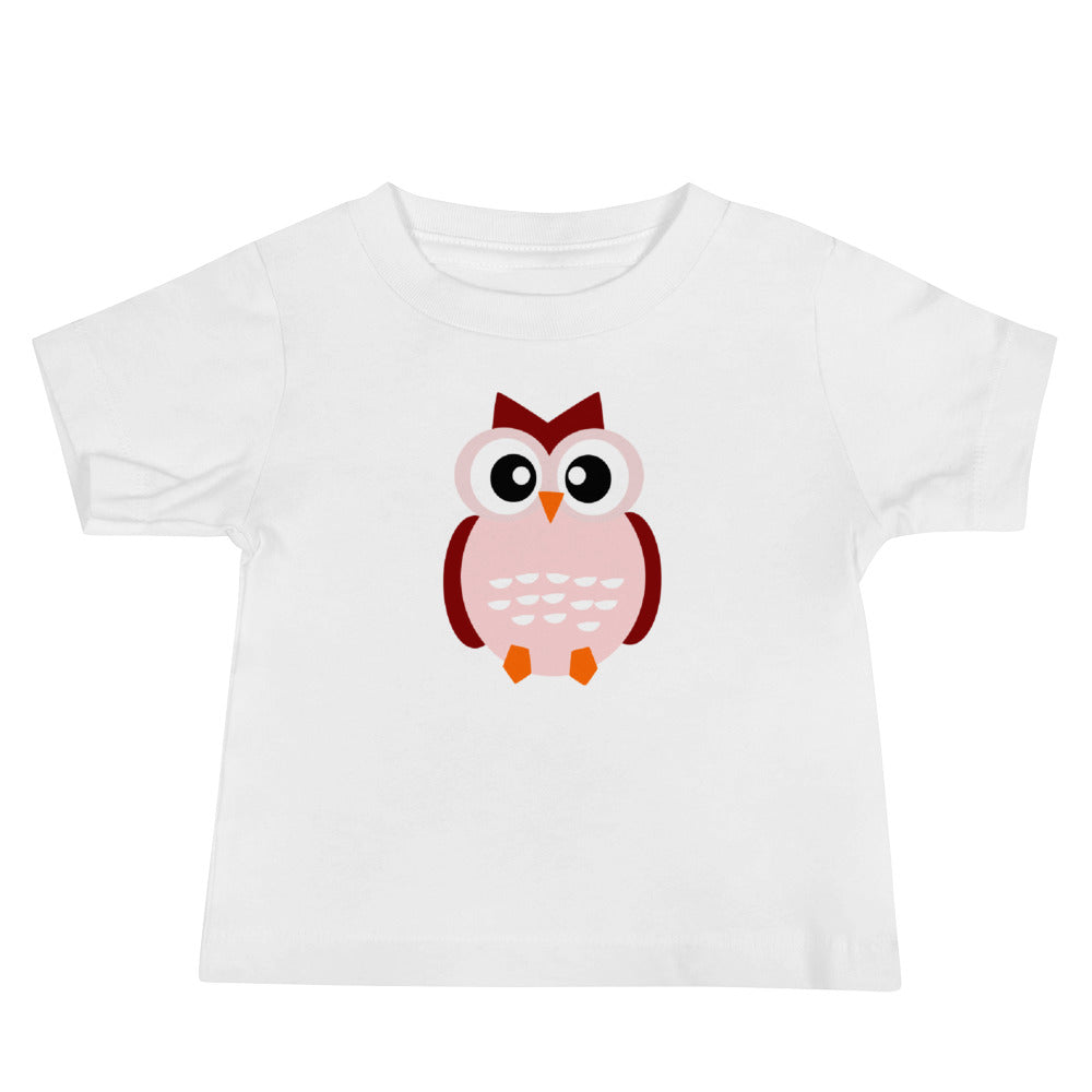 100% Cotton Baby Jersey Short Sleeve Tee