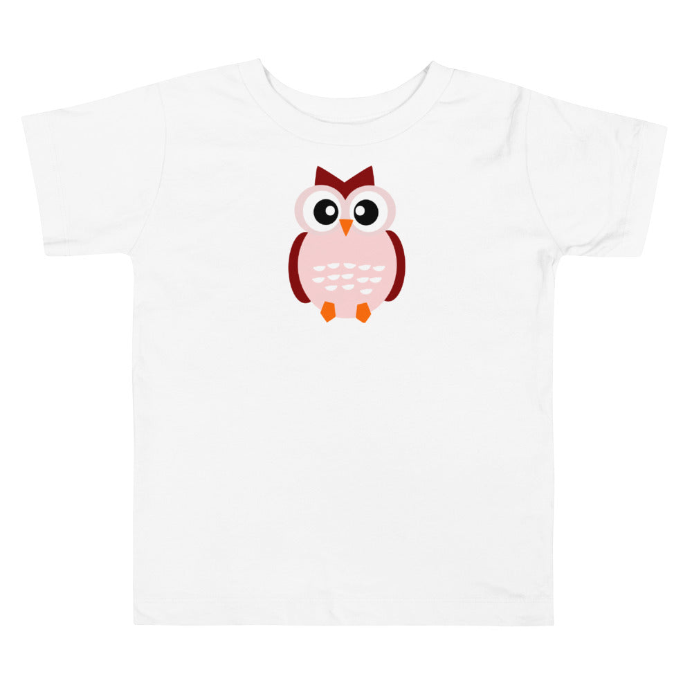 100% Cotton Toddler Short Sleeve Tee