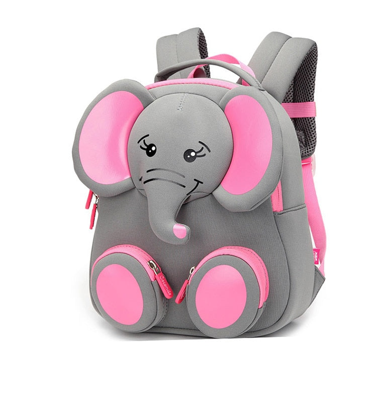Kindergarten Backpack - Elysia Elephant