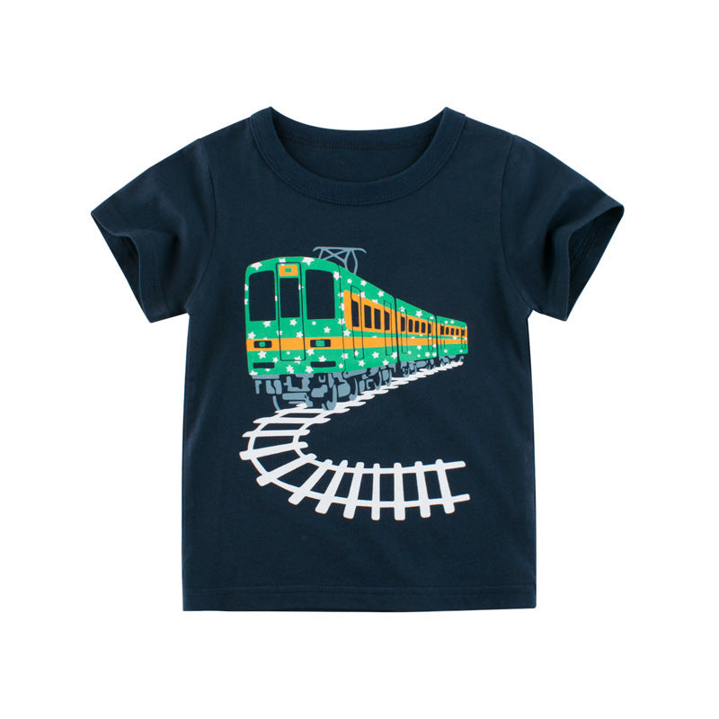 Locomotive T-shirt