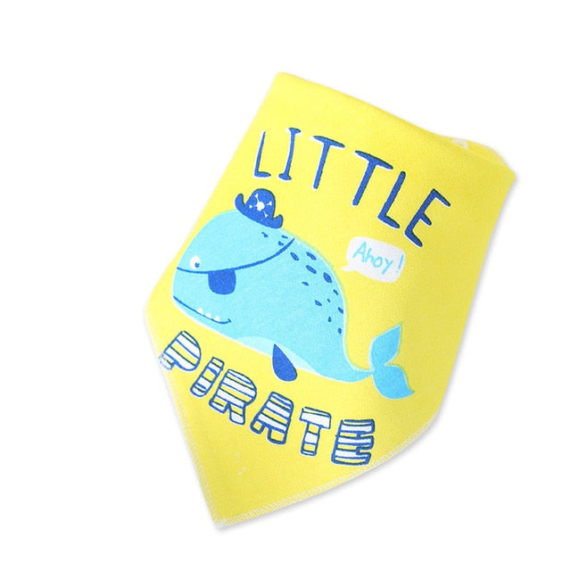 Bandana Bib - Little Pirate