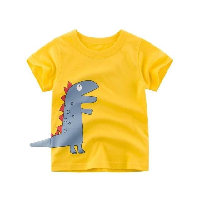Printed Kids T-shirt - Arlo